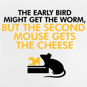 The Early Bird (2c)++2012 Shirts - Baby T-Shirt