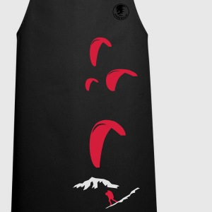 paragliding_2 T-Shirts - Cooking Apron