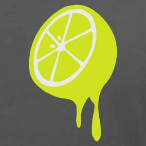 lemon01 - Women's V-Neck T-Shirt