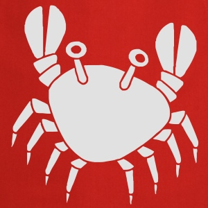 Cute Crab Shirts - Cooking Apron