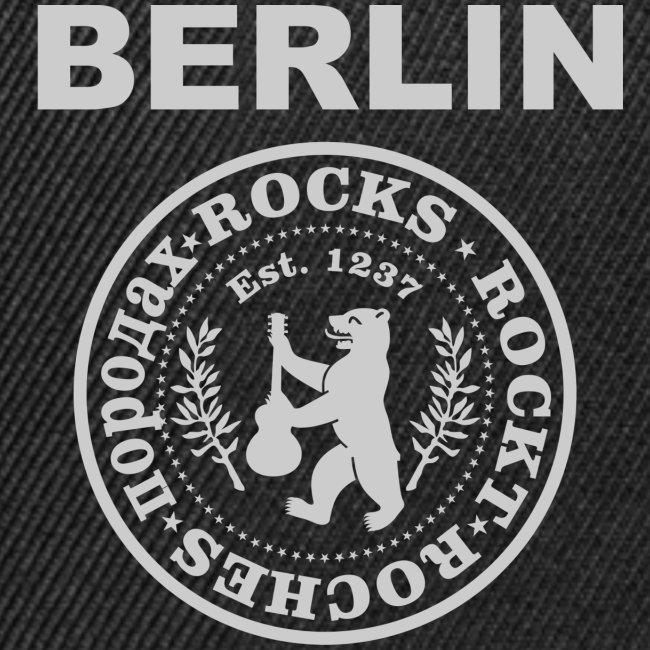 Berlin Rockt   Männer Shirt