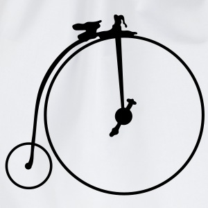 bicycle_1868_g1 T-shirts - Sportstaske