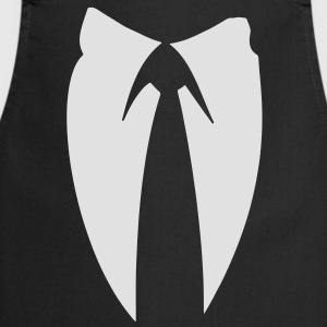 Anonymous Suite and Tie - Cooking Apron