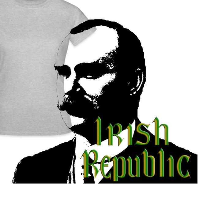 James Connolly Irish Republic