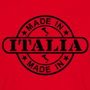 Made in Italia - T-shirt Homme