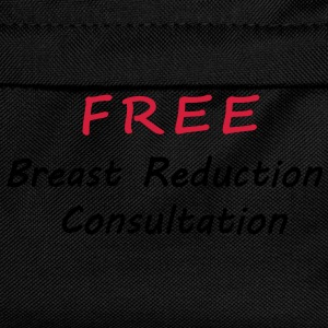 Free breast reduction consultation - Sac à dos Enfant