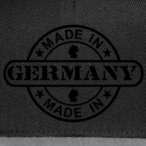 Made in Germany - Casquette snapback
