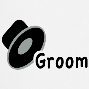 Groom Underwear - Cooking Apron