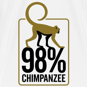 98 Chimpanzee (2c)++2013 Hoodies & Sweatshirts - Men's Premium T-Shirt