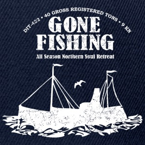 Gone Fishing VN - Snapback Cap