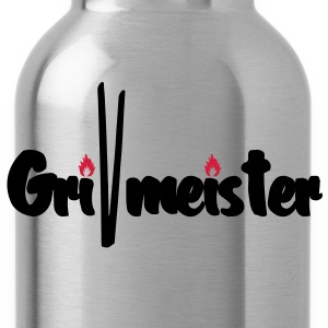 Grillmeister T-Shirts - Trinkflasche