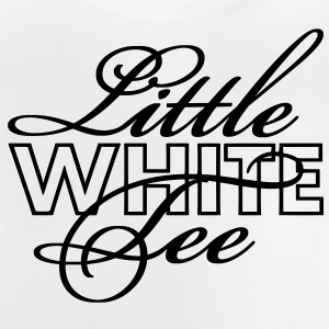 Little White Tee Bold T-Shirts - Baby T-Shirt