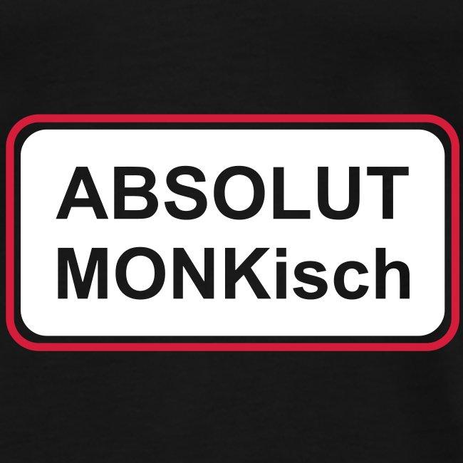 ABSOLUT MONKisch | Rucksack