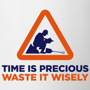 Time Is Precious (2c)++2013 T-shirts - Kop/krus