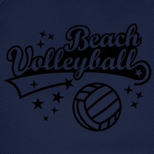 Beach Volleyball - beachvolley - Sommar Beach Sun T-shirts - Basebollkeps
