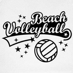 Beach Volleyball - Beach volley - Estate Beach Sun Bottoni/Spille - Cappello con visiera