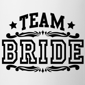 team bride Hoodies & Sweatshirts - Mug