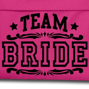 team bride Hoodies & Sweatshirts - Kids' Backpack