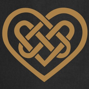 Celtic heart, symbol - infinite love & loyalty Gensere - Kokkeforkle