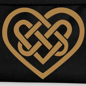 Celtic heart, symbol - infinite love & loyalty Sudadera - Mochila infantil