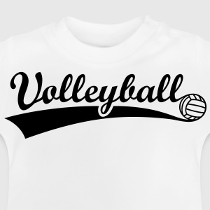 Volley-ball balle Tee shirts - T-shirt Bébé