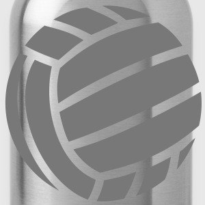 Volleyball Volleye balls Ball T-Shirts sports - Water Bottle