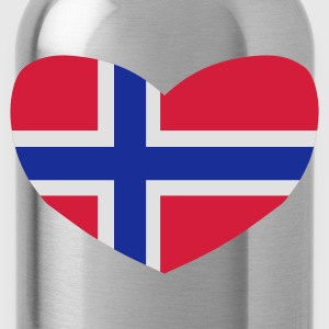 Black Love Norway Bags  - Water Bottle