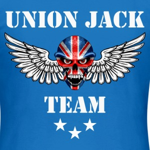 union jack team Sweat-shirts - T-shirt Femme