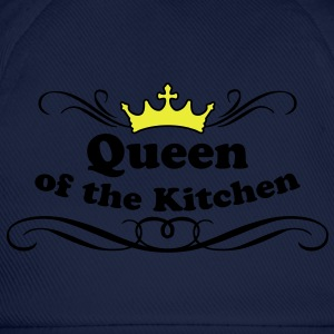 Queen of the Kitchen Delantales - Gorra béisbol