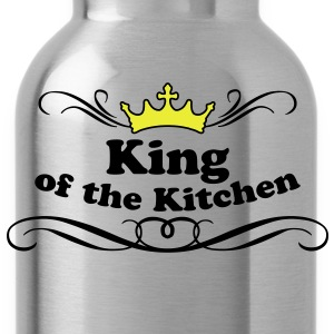 King of the Kitchen Delantales - Cantimplora