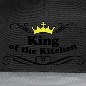 King of the Kitchen Delantales - Gorra Snapback