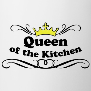 Queen of the Kitchen Schürzen - Tasse