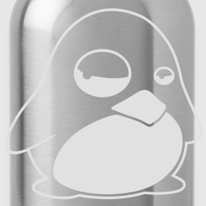 TUX Pinguin, LINUX Shirts - Drinkfles