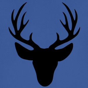 stag - Deer antlers - Men's Breathable T-Shirt