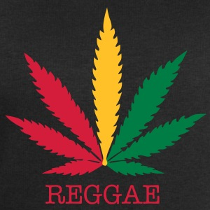 love reggae weed marijuana T-Shirts - Men's Sweatshirt by Stanley & Stella