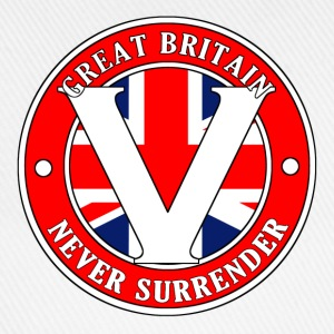 Great Britain Never Surrender-001 - Baseball Cap