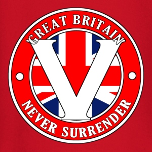 Great Britain Never Surrender-001 - Baby Long Sleeve T-Shirt