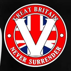 Great Britain Never Surrender-001 - Baby T-Shirt