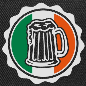 Irish Beer Crest T-shirts - Snapbackkeps
