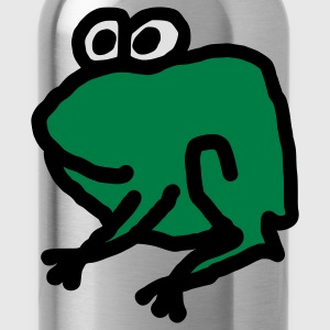 frog Shirts - Water Bottle