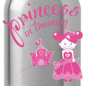 princess in training Shirts - Water Bottle