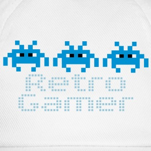 Retro Gamer T-Shirts - Baseballkappe