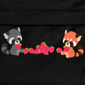 Strawberry Party T-Shirt - Kinder Rucksack