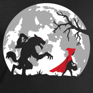 the little red riding hood T-Shirts - Men's Sweatshirt by Stanley & Stella