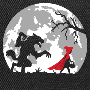 the little red riding hood T-Shirts - Snapback Cap