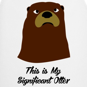 Significant Otter T-Shirts - Cooking Apron