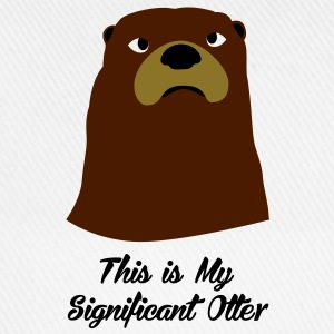 Significant Otter T-Shirts - Baseball Cap