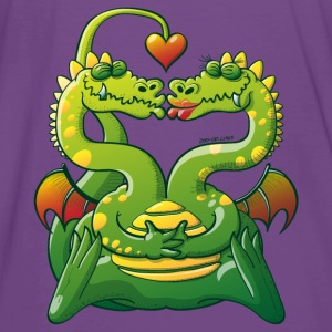 Dragons Madly in Love Hoodies & Sweatshirts - Men's Premium T-Shirt