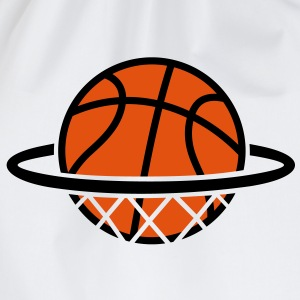Basket-ball. Basketball panier. Dunk Tee shirts - Sac de sport léger