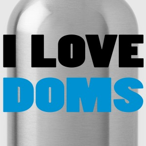 I Love DOMS Tee shirts - Gourde